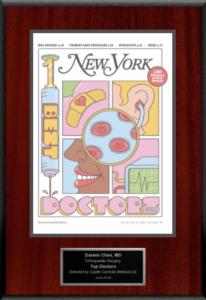 New York Best Doctor 2018 Emblem