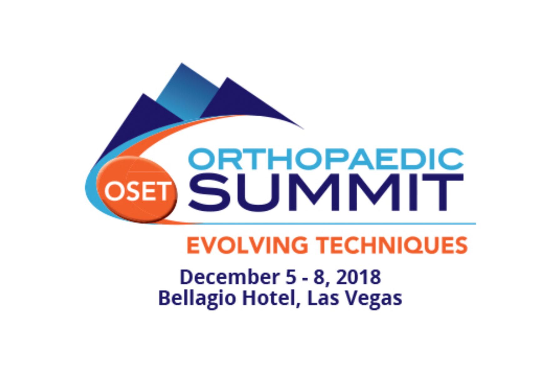 Orthopaedic Summit 2018