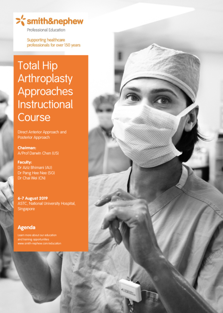 Total Hip Arthroplasty Approaches