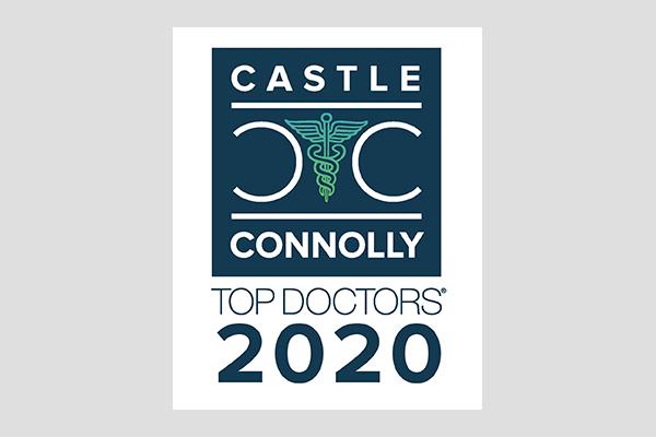 Castle Connolly Top Doctors 2020 Emblem